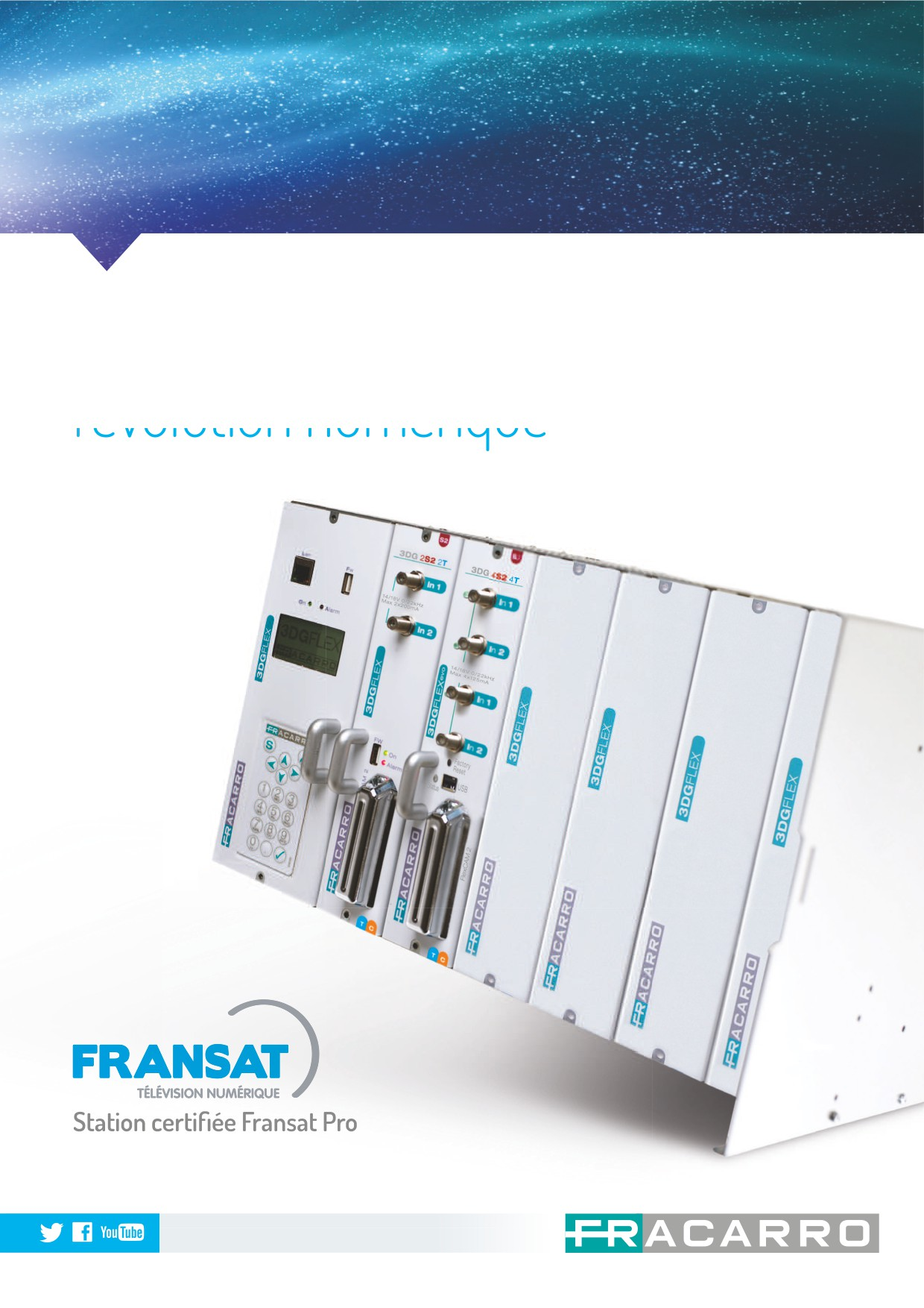 fransat assistance technique